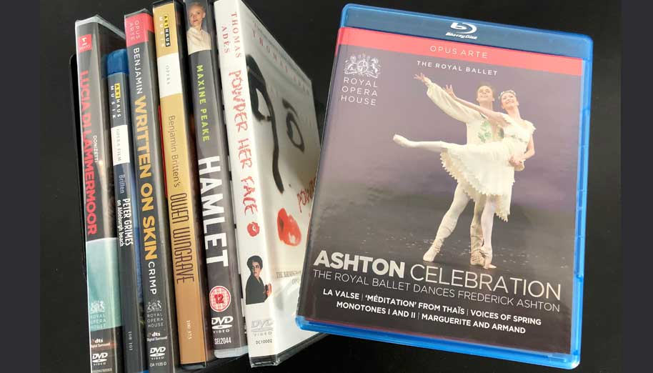Ashton Celebration DVD