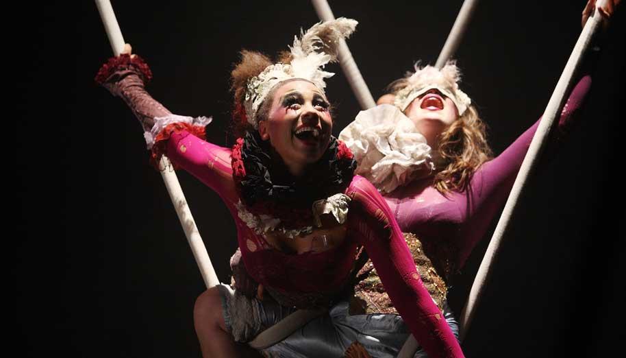 Forgotten Circus