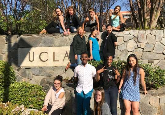 UCLA students - Margaret Williams