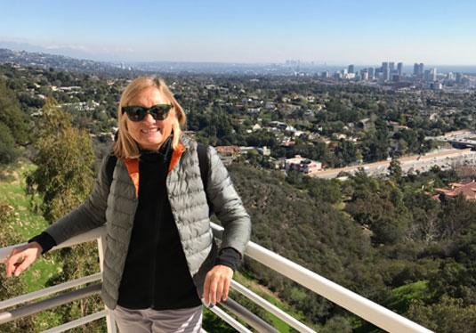 UCLA Margaret Williams
