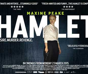 Hamlet the film Poster