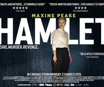 Hamlet the film Poster