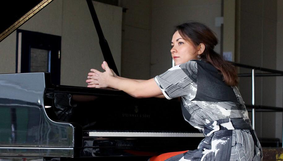 Image from the film Dante Sonata